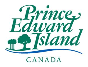 PEI wordmark English
